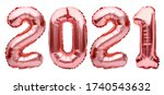 Numbers For Happy New Year 2021....