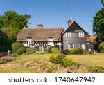 Much Hadham  Hertfordshire. Uk. ...