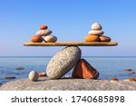 Symbolic Scale Of The Stones On ...