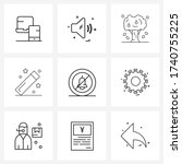 9 universal icons pixel perfect ...