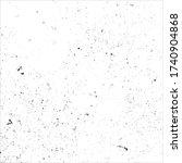vector black and white... | Shutterstock .eps vector #1740904868