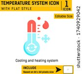cooling and heating system...