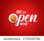 We\'re Open Now  Burger Brand O...