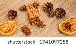 Hot Tea With Cinnamon Stick ...