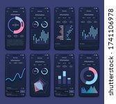modern infographic vector... | Shutterstock .eps vector #1741106978
