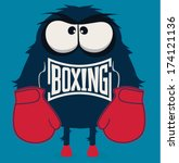 adorable,aggression,animal,athlete,beast,box,boxer,boxing,character,comic,cool,cute,design,fight,fighter