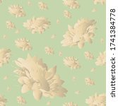 Seamless Repeat Pattern Of...