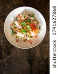 Spicy Salad Yam Woon Sen With...