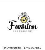 photography logo  fashion...   Shutterstock .eps vector #1741807862