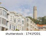 coit tower | Shutterstock . vector #17419201