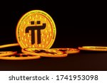 Pi Network Coin Cryptocurrency...