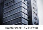 modern high glass business... | Shutterstock . vector #17419690
