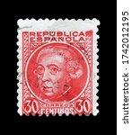 Spain  Circa 1935   Postage...