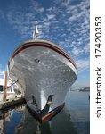 luxurious yacht | Shutterstock . vector #17420353