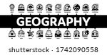 geography education minimal... | Shutterstock .eps vector #1742090558