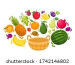 vector illustration of healthy...   Shutterstock .eps vector #1742146802
