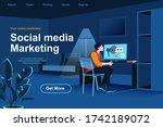 social media marketing...