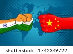 Conflict Between India And...