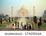 agra  india   november 17  2012 ... | Shutterstock . vector #174250166