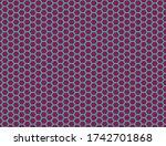 seamless vector pattern of... | Shutterstock .eps vector #1742701868