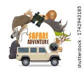 Safari Hunting Sport And...