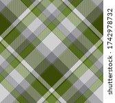 tartan scotland seamless plaid... | Shutterstock .eps vector #1742978732