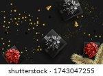 festive poster  greeting cards  ... | Shutterstock .eps vector #1743047255