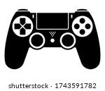 Video Game Ps4 Controller  ...