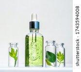 Natural Cosmetic Product  Serum ...