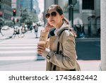 Young Businesswoman With...