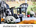 Adirondack Rocking Chair With...