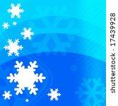 winter background | Shutterstock . vector #17439928