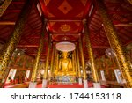 The Big Buddha At The Wat Jet...