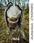 Predator in the forest, Predator mask