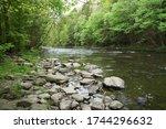 Huntington Creek  In Fishing...