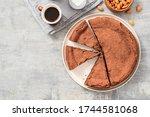 Flourless Chocolate Cake  ...