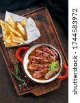 Sliced Tenderloin Steak Medium...