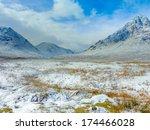 Scottish Highlands Scenic At...