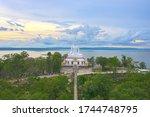 Aerial View Khon Kaen Province...