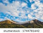 polar day on putorana plateau ... | Shutterstock . vector #1744781642