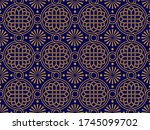 Seamless Pattern In Neo...