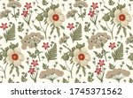 Seamless Pattern Fabric....