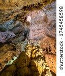 The Jeita Grotto In Lebanon Is...