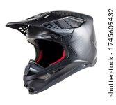 Motorcycle full face helmet...