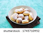 Mini Donuts Made From Yeast...
