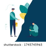 vector illustration  concept of ... | Shutterstock .eps vector #1745745965