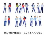 flat design style illustration... | Shutterstock .eps vector #1745777012