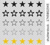 star rating  vector star rate...
