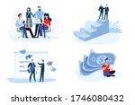 flat design style illustration... | Shutterstock .eps vector #1746080432
