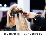 Professional Hairdresser Makin...